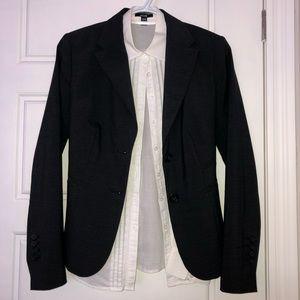 3-set outfit: Blazer + Dress shirt + Pants